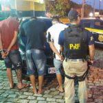 FUGITIVOS DA CADEIA DE PORTO  SEGURO SÃO RECAPTURADO NO RIO DE JANEIRO