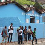 UBAITABA: QUASE 04 MIL  ALUNOS DA REDE MUNICIPAL INICIAM O ANO LETIVO 2018