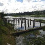 UBAITABA: OBRAS DO CENTRO DE TREINAMENTO DE CANOAGEM SEGUEM EM RITMO ACELERADO