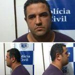 MOTORISTA DE UBER PRESO  SUSPEITO DE ASSALTO AO B.BRASIL DE MARARANÍ