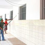 ESCOLAS DA REDE MUNICIPAL DE ITACARÉ ESTÃO SENDO RECUPERADAS E AMPLIADAS