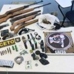 BAHIA: CINCO SUSPEITOS DE ROUBO SÃO MORTOS DURANTE CONFRONTO COM A POLÍCIA