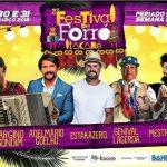 FESTIVAL DE FORRÓ TERÁ CERCA DE 10 ATRAÇÕES POR NOITE EM ITACARÉ