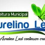 PREFEITURA MUNICIPAL DE AURELINO LEAL  AVISO DE LICITAÇÃO  Nº 018/2018