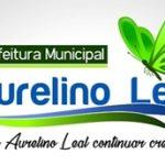 PREFEITURA MUNICIPAL DE AURELINO LEAL AVISO DE LICITAÇÃO  Nº 020/2018