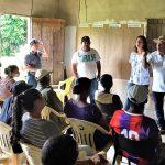 TRABALHO DE APOIO À AGRICULTURA FAMILIAR CONTINUA  NA ZONA RURAL DE ITACARÉ