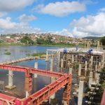 UBAITABA: CENTRO DE TREINAMENTO DE CANOAGEM ENTRA NA SEGUNDA FASE