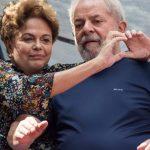DILMA VAI A CURITIBA E TENTA VISITAR LULA NA PRISÃO NESTA SEGUNDA FEIRA