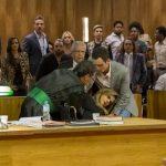 'O OUTRO LADO DO PARAÍSO ': SOPHIA SOFRE AVC NO DIA DE SEU JULGAMENTO