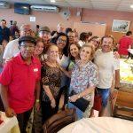 PREFEITA SUKA  PRESTIGIA ENCONTRO DE UBAITABENSES EM SALVADOR