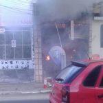 ITABUNA: INCÊNDIO DESTRÓI BAR TRADICIONAL DA CINQUENTENÁRIO