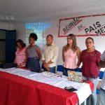 PROGRAMAS SOCIAIS SÃO DISCUTIDOS COM PAIS DE ALUNOS DE TABOQUINHAS