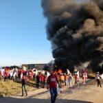 PROTESTO CONTRA PRISÃO DE LULA FECHA A BR-116  NESTA TERÇA FEIRA (10)