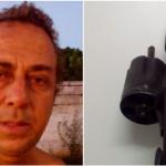 MARAÚ: POLÍCIA MILITAR PRENDE HOMEM ARMADO; ELE É ACUSADO DE VENDER UM CARRO ROUBADO EM BARRA GRANDE