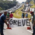 PERDAS COM PROTESTOS DE CAMINHONEIROS SUPERAM R$ 10 BI EM CINCO DIAS