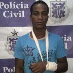 POLÍCIA CIVIL DE MARAÚ CUMPRE MANDADO PRISÃO CONTRA HOMEM QUE FURTOU RESTAURANTE EM TREMEMBÉ