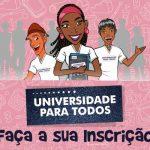 ITACARÉ OFERECE 50 VAGAS PARA O UNIVERSIDADE  PARA TODOS