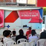 PROJETO DE RASTREAMENTO DO CÂNCER DE MAMA PROSSEGUE  EM UBAITABA