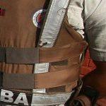 PM DE ITABUNA  BALEADO POR BANDIDOS NA BR-330 PERMANECE NO HOSPITAL DE BASE