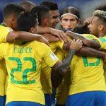 SELEÇÃO BRASILEIRA DESEMBARCA NO RIO DE JANEIRO NESTE DOMINGO (08)