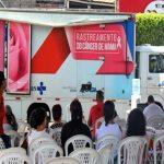 UBAITABA: COMEÇA O RASTREAMENTO DO CÂNCER DE MAMA