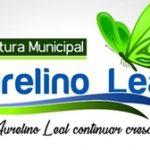 PREFEITURA MUNICIPAL DE AURELINO LEAL  CHAMADA PUBLICA N°. 001/2018
