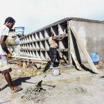 PREFEITURA DE ITACARÉ ESTÁ CONSTRUINDO CERCA DE 150 GAVETAS NO CEMITÉRIO