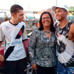 UBAITABA RECEBE COM FESTA TRI-CAMPEÃO ISAQUIAS E VICE-CAMPEÕES DE CANOAGEM