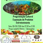 PREFEITURA DE ITACARÉ REALIZA DIA 09 EXPOSIÇÃO DA AGRICULTURA FAMILIAR
