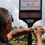 HORÁRIO DE VERÃO DESTE ANO COMEÇA EM 4 DE NOVEMBRO; BAHIA FICA NOVAMENTE DE FORA