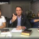 """""""TEMOS QUE NOS ACOSTUMAR A VIVER COM A VERDADE"""", DIZ PRESIDENTE BOLSONARO"""