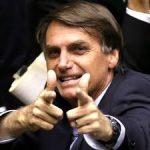 BOLSONARO CRESCE E ALCANÇA  35%, HADDAD, 22%, APONTA DATAFOLHA