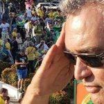 GENERAL ELEITO PELO  PSL, PARTIDO DE JAIR BOLSONARO, PEDE PRISÃO DE MINISTROS DO STF