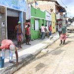 ITACARÉ: OBRAS DE URBANIZAÇÃO DA RUA JOÃO COUTINHO CONTINUAM EM TABOQUINHAS