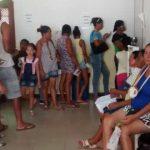 MUTIRÃO OFTALMOLÓGICO ATENDE 340 PACIENTES EM UBAITABA
