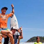 SURFISTAS DE DIVERSOS PAÍSES DISPUTARÃO O TÍTULO NO MUNDIAL DE SURF EM ITACARÉ