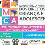UBAITABA PREPARA CONFERÊNCIA DOS DIREITOS DA CRIANÇA E ADOLESCENTE