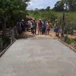 PREFEITURA DE ITACARÉ E COMUNIDADE CONSTROEM MAIS UMA NOVA PONTE NA ZONA RURAL