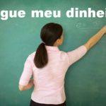 ILHÉUS: PROFESSORES DA REDE MUNICIPAL DE ENSINO VÃO PASSAR O FERIADO DE BOLSO VAZIO