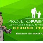 PREFEITURA DE ITACARÉ, TJBA E CEJUSC  REALIZAM DIA 20 O PROJETO PAI PRESENTE