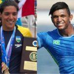 COB DIVULGA FINALISTAS DO PRÊMIO BRASIL OLÍMPICO COM ISAQUIAS E ANA MARCELA