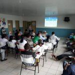 MARAÚ:  PREFEITURA REALIZA OFICINAS  DO PLANO MUNICIPAL DE SANEAMENTO BÁSICO EM IBIAÇÚ E NA SEDE