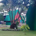 UBAITABA: PREFEITURA DECORA PRAÇAS PARA FESTAS NATALINAS