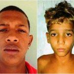 SUSPEITO DE MORTE DE CRIANÇA É ASSASSINADO A PAULADAS E PEDRADA