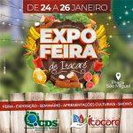 ITACARÉ VAI  REALIZAR EXPOFEIRA  2019, COM SHOWS E PRODUTOS DA  AGRICULTURA FAMILIAR