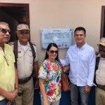 CONVÊNIO ENTRE A PREFEITURA  DE MARAÚ E POLÍCIA MILITAR  LEVARÁ ENSINO MILITAR AOS COLÉGIOS DE BARRA GRANDE E TREMEMBÉ
