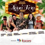 SINHO FERRARI, LARISSA, AMOR  A DOIS E NETINHO DO FORRÓ NO ÁGUA FRIA FEST