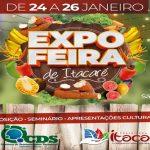 ITACARÉ VAI REALIZAR A EXPOFEIRA 2019, COM SHOWS E PRODUTOS DA AGRICULTURA FAMILIAR