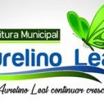 PREFEITURA MUNICIPAL DE AURELINO LEAL, AVISOS DE LICITAÇÕES NÚMEROS: 001, 002 E 003/ 2019