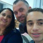 ADOLESCENTE QUE ESTÁ EM COMA DEVIDO À TRAGÉDIA DE SUZANO TEM PAIS BAIANOS
